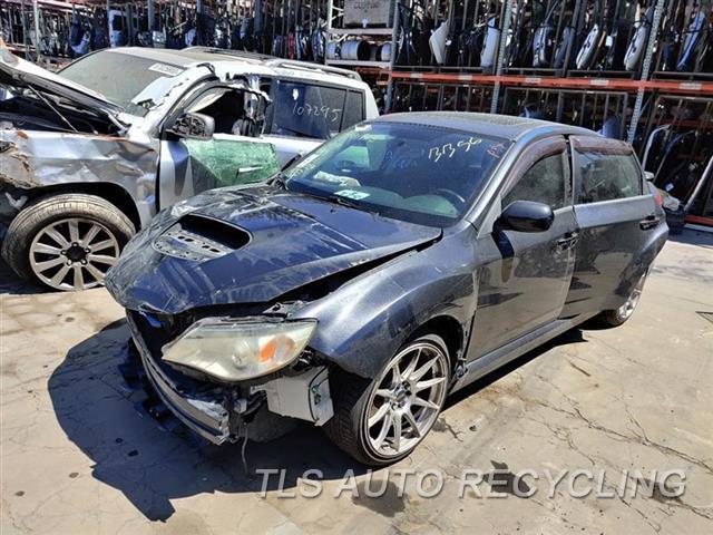 2012 Subaru IMPREZA Parts Stock# 10319W