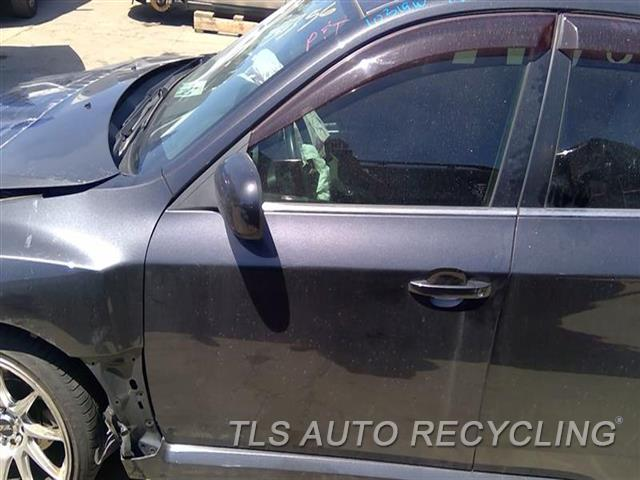 2012 Subaru Impreza Door Assembly, Front  000,LH,GRY,(ELECTRIC), 2.5L (TURBO)