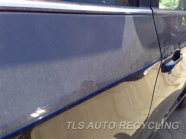 2012 Subaru Impreza Door Assembly, Rear Side DING ON BODY LINE 5D1,RH,GRY,(ELECTRIC), 2.5L (TURBO)