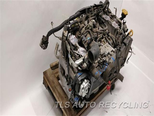 2012 Subaru Impreza Engine Assembly RH HEAD BROKEN, NO TIMING BELT, NO TIMING COVER ENGINE ASSEMBLY 1 YEAR WARRANTY