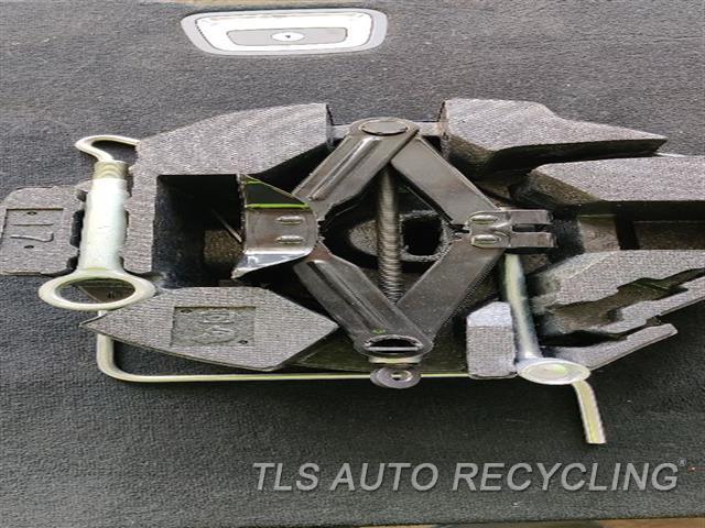 2012 Subaru Impreza Jack  JACK AND TOOLS