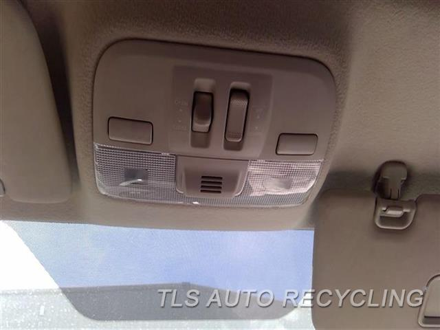 2012 Subaru Impreza Over Head Console  TAN OVER HEAD CONSOLE SUNROOF