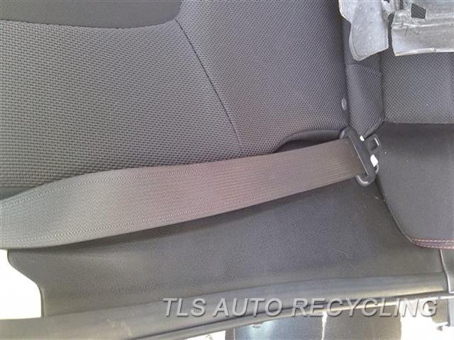2012 Subaru Impreza Seat Belt Rear  BLK,RH,REAR,OUTER