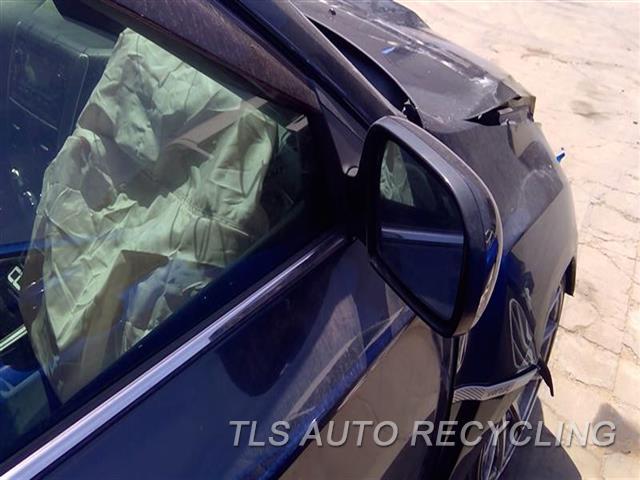 2012 Subaru Impreza Side View Mirror  RH,GRY,POWER, 2.5L (TURBO)