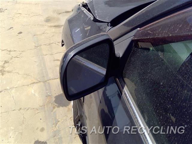 2012 Subaru Impreza Side View Mirror MINOR SCRATCHES BACK COVER LH,GRY,POWER, 2.5L (TURBO),