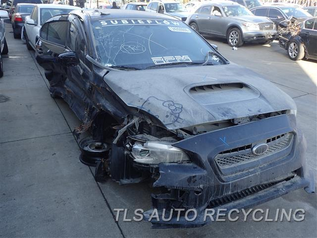 Subaru Wrx Parts >> Parting Out 2015 Subaru Wrx Stock 6426yl Tls Auto Recycling