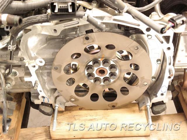 2017 Subaru Impreza Engine Assembly Engine Assembly 1 Year