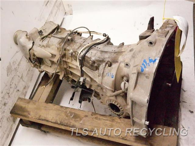 2015 Subaru Wrx Transmission  MANUAL TRANSMISSION 1 YR WARRANTY
