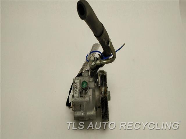 2016 Subaru Wrx Ps Pump/motor  2.5L