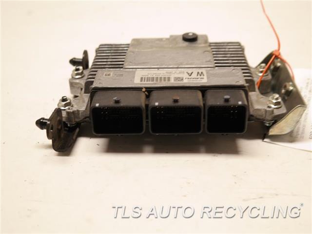 2017 Subaru Wrx Eng/motor Cont Mod  22765AK381 ENGINE CRONTROL COMPUTER