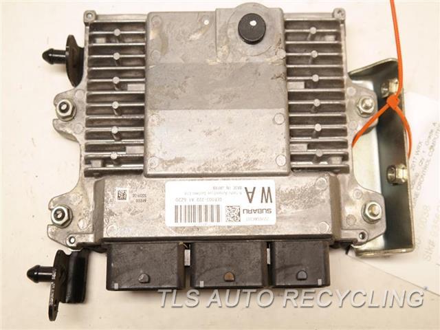 2017 Subaru Wrx Eng/motor Cont Mod 22765AK381 22765AK381 ENGINE CRONTROL COMPUTER