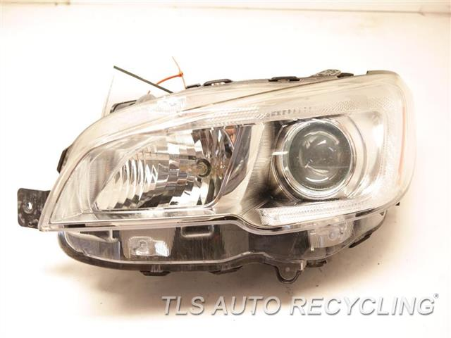 2017 Subaru Wrx Headlamp Assembly  LH, HALOGEN HEADLAMP