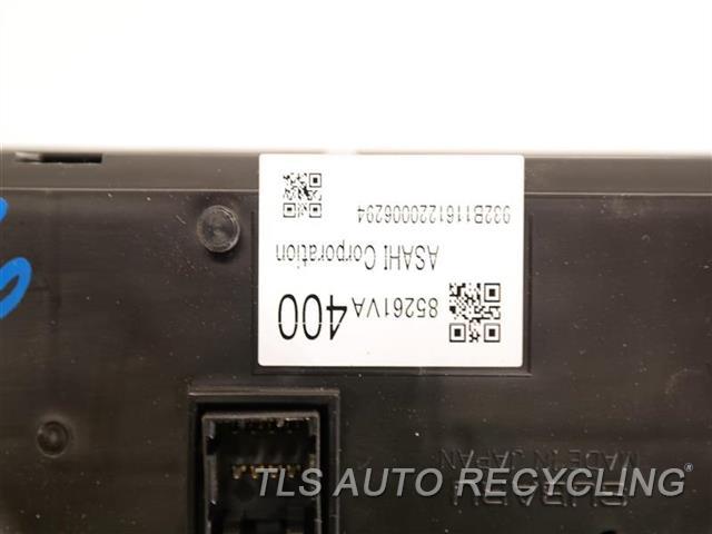 2017 Subaru Wrx Navigation Gps Screen 85261VA400 (UPPER CENTER DASH), US MARKET
