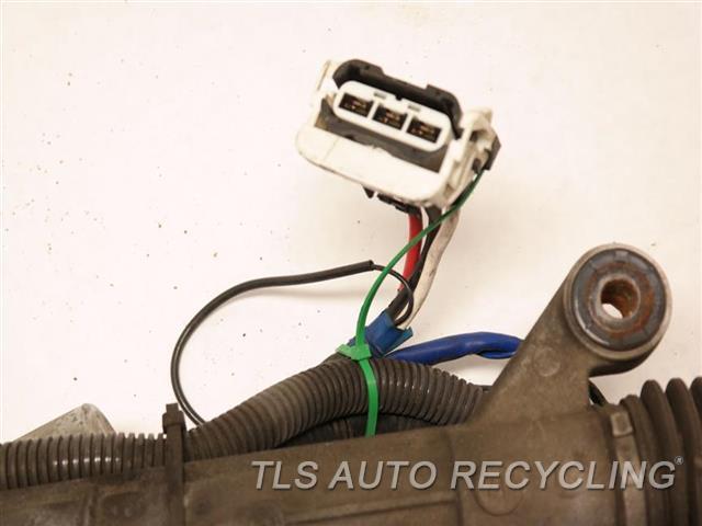 2017 Subaru Wrx Steering Gear Rack  POWER RACK AND PINION, 2.0L