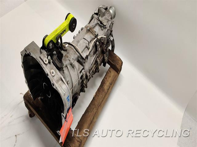 2018 Subaru Wrx Transmission  2.0L MT AWD 4 CYL
