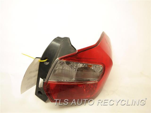 2013 Subaru Xv Crosst Tail Lamp  PASSENGER TAIL LAMP 84912FJ060