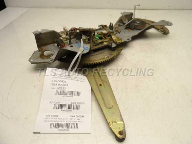 1990 toyota 4 runner back glass regulator 69801 89122 for 1990 toyota 4runner rear window motor