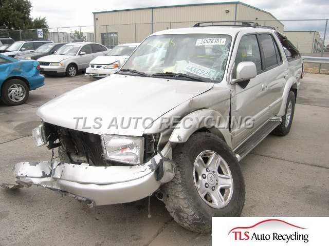 2000 Toyota 4 Runner Parts Stock# 120001