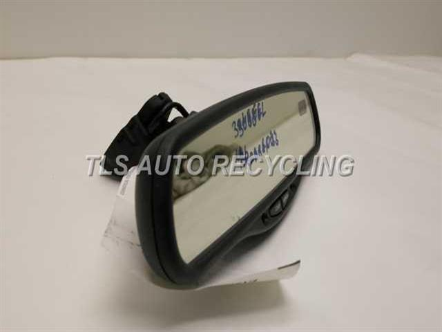 2003 Toyota 4 Runner Rear View Mirror Interior 87810 Ac091rear View Mirror With Auto Dimmer