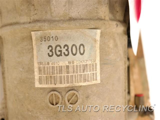2003 Toyota 4 Runner Transmission  AUTOMATIC TRANSMISSION 1 YR WARRANTY