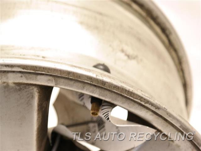 2003 Toyota 4 Runner Wheel CURB RASH 16X7 ALLOY 6 SPOKE WHEEL