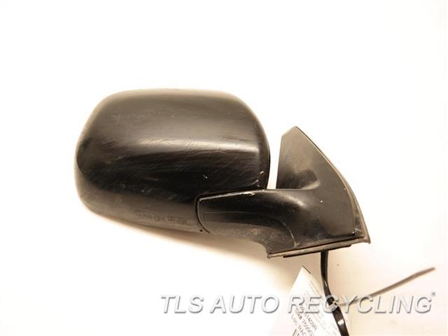 2004 Toyota 4 Runner Side View Mirror 87910-35630-C0 SCUFF ALL  OVER  BLACK PASSENGER SIDE VIEW MIRROR