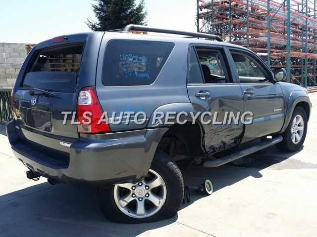 Parting Out 2007 Toyota 4 Runner Stock 4080or Tls Auto Recyclingrhtlsautorecycling: 2007 Toyota 4runner Parts At Amf-designs.com