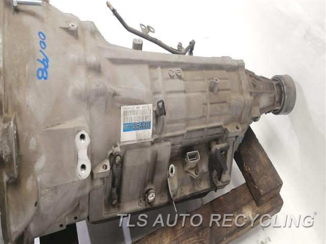 2008 Toyota 4 Runner Transmission  AUTOMATIC TRANSMISSION 1 YR WARRANTY
