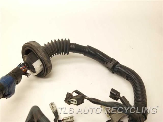 Toyota Wiring Harness Clips : Toyota runner engine wire harness  b