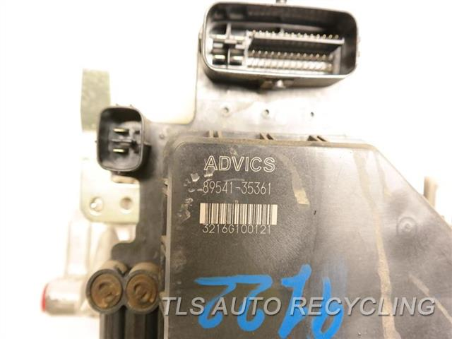 2016 Toyota 4 Runner Abs Pump  ACTUATOR AND PUMP ASSEMBLY 47050-351