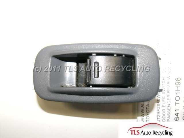 1998 toyota camry door elec switch 84810 33020passenger for 1998 toyota camry window motor