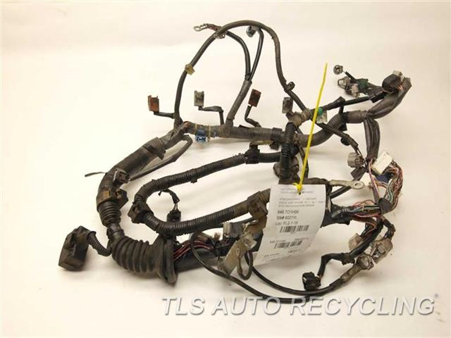 Toyota camry engine wiring harness corolla