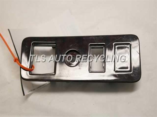2000 Toyota Camry Interior Parts Misc