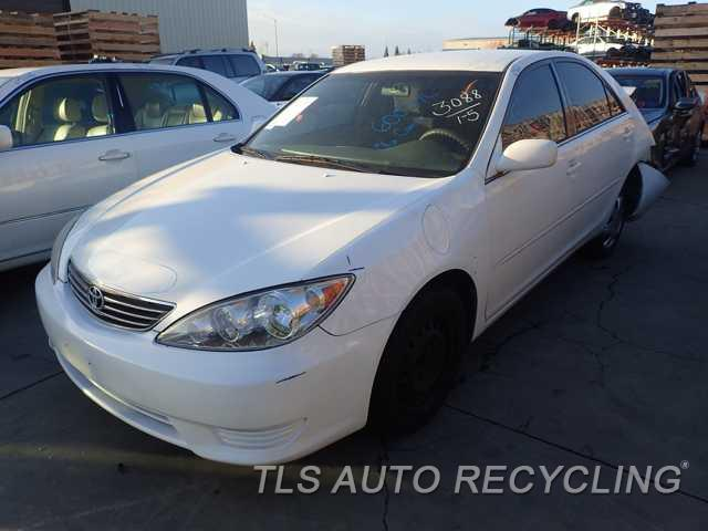 parting out 2006 toyota camry stock 6003yl tls auto recycling. Black Bedroom Furniture Sets. Home Design Ideas