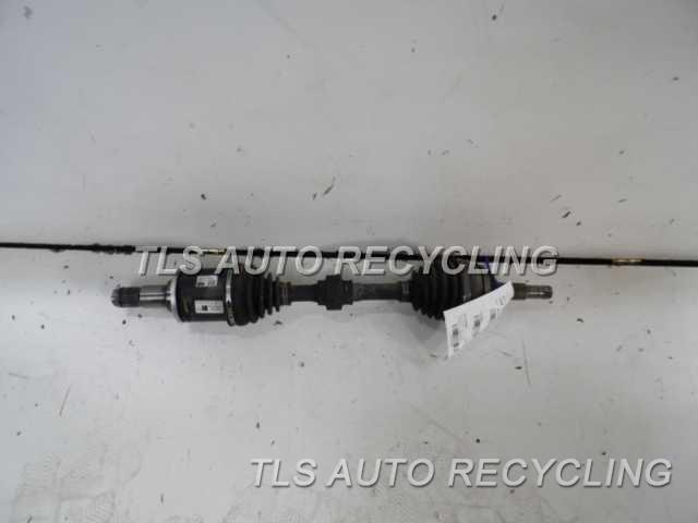 2007 Toyota Camry Axle Shaft  DRIVER AXLE 43420-33270