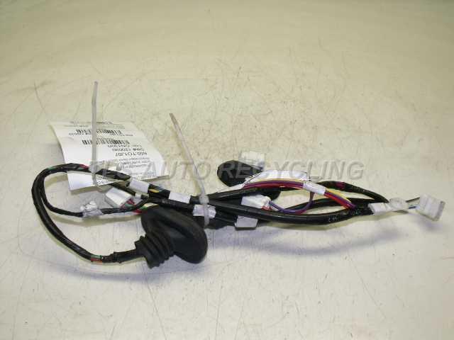 Toyota camry body wire harness  passenger