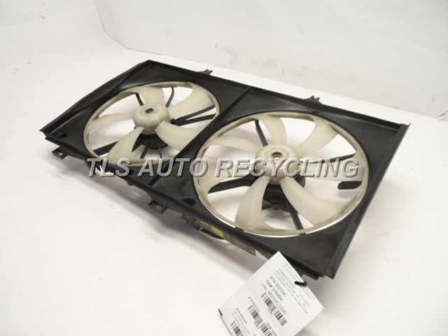 2007 Toyota Camry Rad Cond Fan Assy 16363-0D110 FAN ASSEMBLY 16711-0H140 16363-0H090