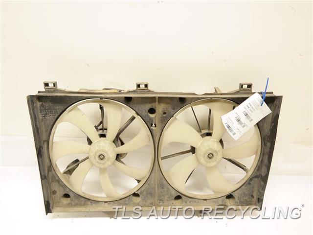 2007 Toyota Camry Rad Cond Fan Assy 16363-0H070 16711-0H090 16363-0H010 RADIATOR FAN ASSEMBLY