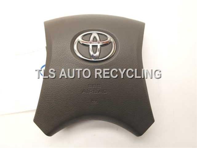 2008 Toyota Camry Air Bag 45130-06131-E0 TAN STEERING WHEEL AIR BAG