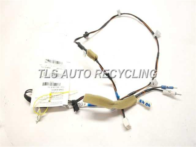 2008 toyota camry dash wire harness - 86101-06260
