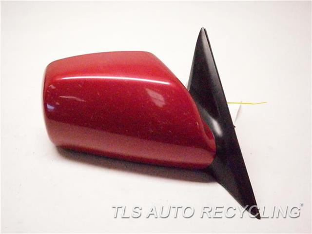 2008 Toyota Camry Side View Mirror  RH,RED,PM,POWER, HEATED, R., NORTH