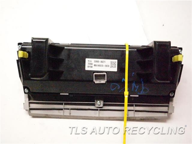 2008 Toyota Camry Temp Control Unit 55900-06271 TEMPERATURE CONTROL, HYBRID