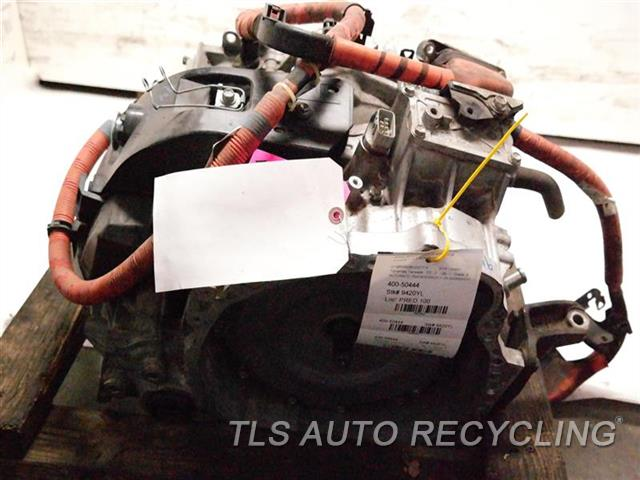 2008 Toyota Camry Transmission  AUTOMATIC TRANSMISSION 1 YR WARRANTY