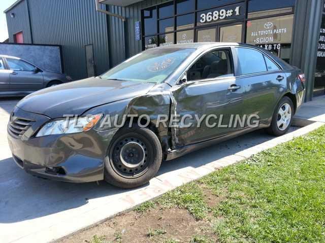 2009 toyota camry charcoal gray front left damage for Motor oil for 2009 toyota camry