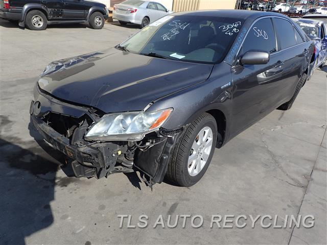 Parting out 2009 toyota camry stock 6245or tls auto for Motor oil for 2009 toyota camry