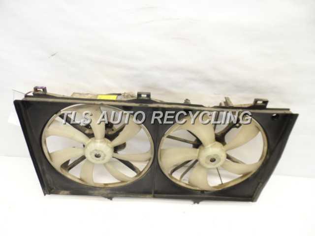 2009 Toyota Camry Rad Cond Fan Assy 16363-0D110 FAN ASSEMBLY 16711-0H140 16363-0H090