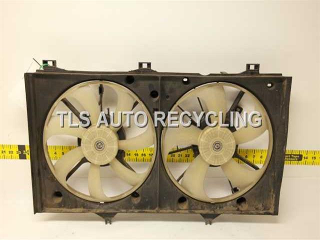 2009 Toyota Camry Rad Cond Fan Assy 16711-28310 16363-28270 16363-28270 RADIATOR FAN ASSEMBLY