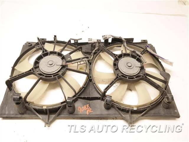 2009 Toyota Camry Rad Cond Fan Assy  FAN ASSEMBLY, VIN B
