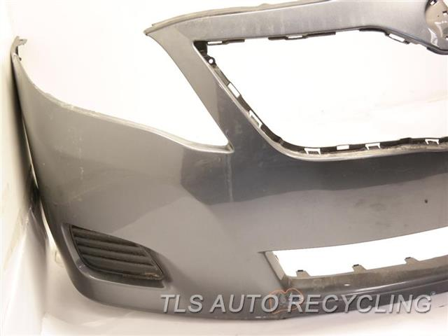 2011 toyota camry bumper cover front scratches on bottom big scuff on bottom right sidegray. Black Bedroom Furniture Sets. Home Design Ideas