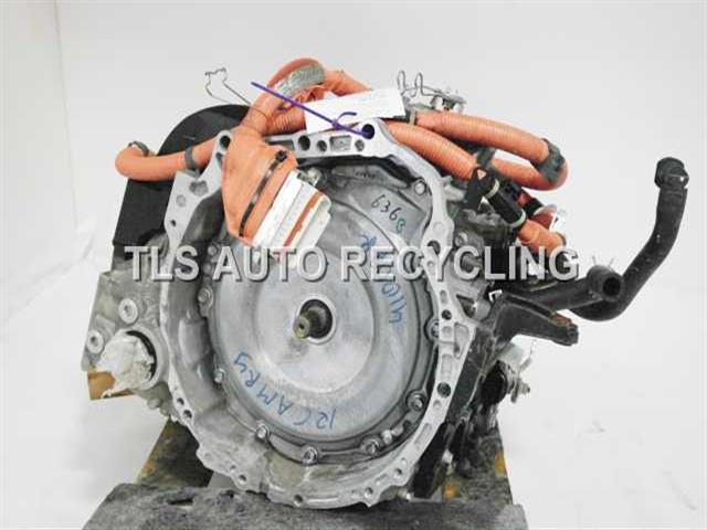 Toyota camry hybrid transmission